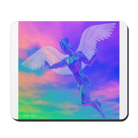 Angel of Light Mousepad