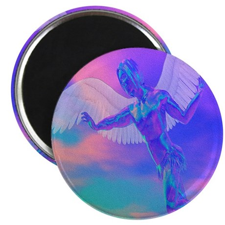 "Angel of Light 2.25"" Magnet (10 pack)"