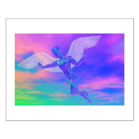 Angel of Light Small Poster