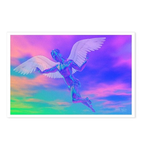 Angel of Light Postcards (Package of 8)
