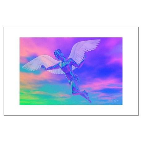 Angel of Light Large Poster
