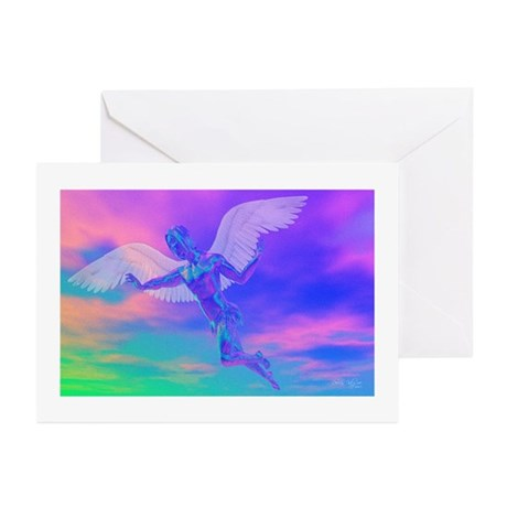Angel of Light Greeting Cards (Pk of 20)
