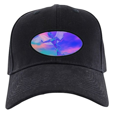 Angel of Light Black Cap