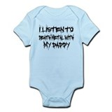 Listen To Death Metal With Da Infant Bodysuit