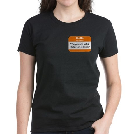 Anti-Halloween Women's Dark T-Shirt