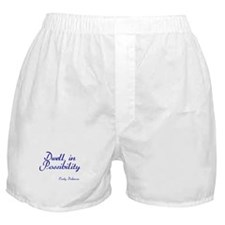 Dwell in Possibility Boxer Shorts