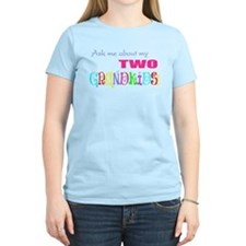 Two Grandkids T-Shirt