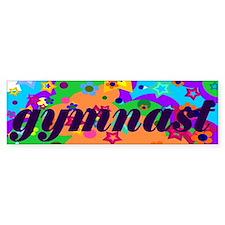 Gymnast Bumper Stickers