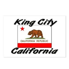 King City California Postcards (Package of 8)