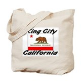 King City California Tote Bag