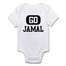 Go JAMAL Infant Bodysuit