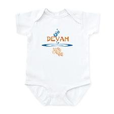 Devan (fish) Infant Bodysuit