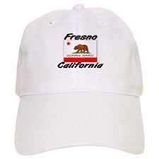 Fresno California Baseball Cap