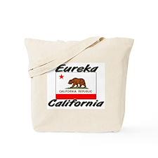 Eureka California Tote Bag