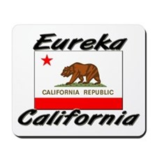 Eureka California Mousepad