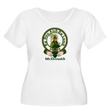 McDonald Clan Motto T-Shirt