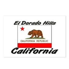 El Dorado Hills California Postcards (Package of 8