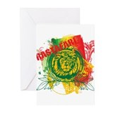 Rastafari Greeting Cards (Pk of 20)