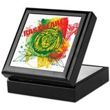 Rastafari Keepsake Box