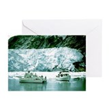 Glacier GB Greeting Cards (Pk of 10)