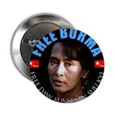 "Free Burma Now 2.25"" Button (10 pack)"