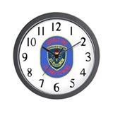 USS Sellers (DDG 11) Wall Clock