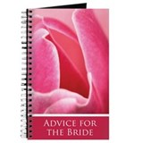 Advice for the Bride Journal