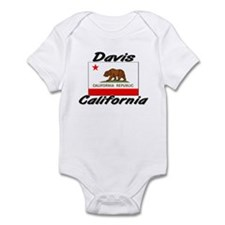 Davis California Infant Bodysuit