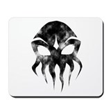 Cthulhu (distressed) Mousepad