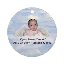 Kylee Ornament (Round)