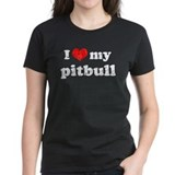 I love my Pitbull Tee