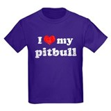 I love my Pitbull T