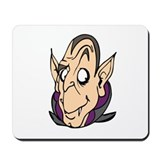 Dracula Mousepad