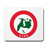 ciao Scooter Mousepad