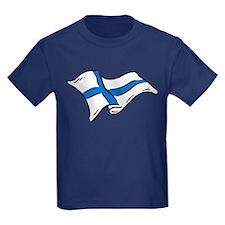 Finnish Flag T