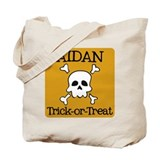 Aidan Trick or Treat - Tote Bag