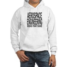 Unique Aerospace engineering Hoodie