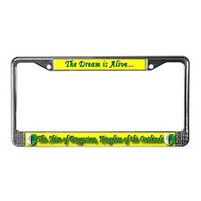 Drygestan License Plate Frame