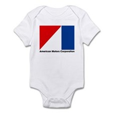 AMC FLag Large Infant Bodysuit