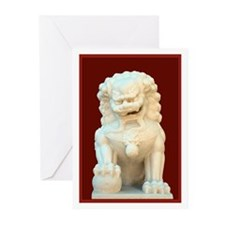Guardian Lion Greeting Cards (Pk of 20)