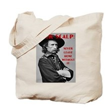 Your Scalp Tote Bag