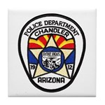 Chandler Police Tile Coaster