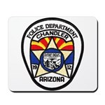 Chandler Police Mousepad
