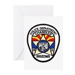 Chandler Police Greeting Cards (Pk of 20)