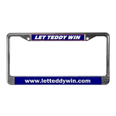 Promotional License Plate Frame