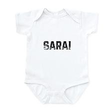 Sarai Infant Bodysuit