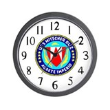 USS Mitscher (DL 2) Wall Clock