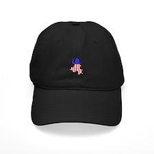 American Frog Baseball Hat