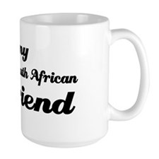 I love South African Boyfriend Mug
