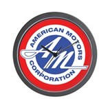 Small AMC Classic Wall Clock